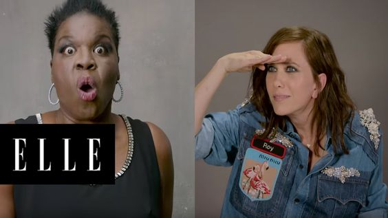 Ghostbusters Cast Performs the New Theme Song | ELLE