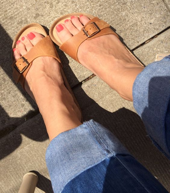 Brown Birkenstock And Madrid On Pinterest