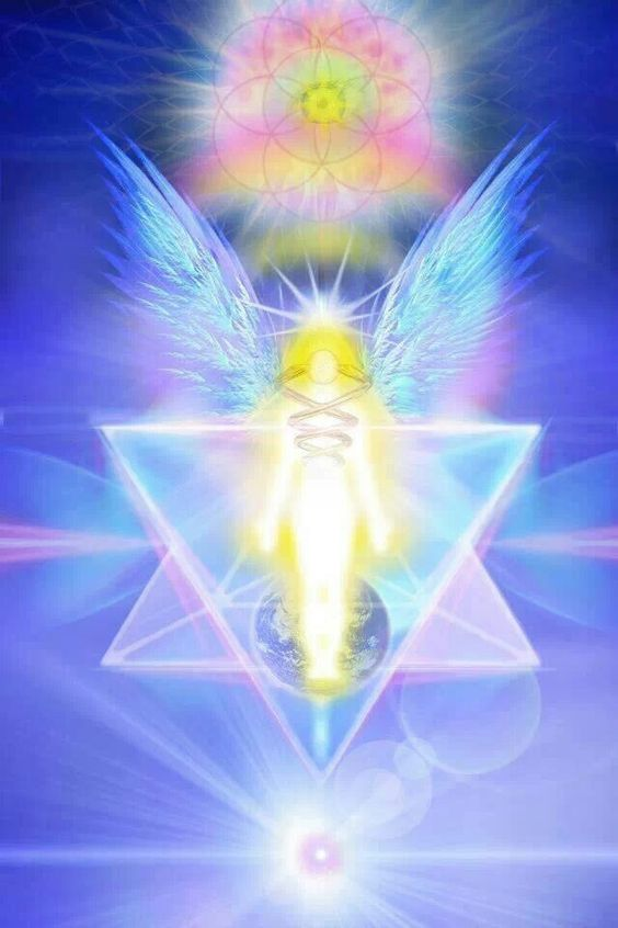 (( ONE )) Activating our MERKABA opens our electric magnetic field of energy, awakening our conscious to the multi-dimensional realms of our higher consciousness .: