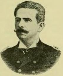 * Almirante Custódio de Mello *  (Custódio José de Melo). (09/Junho/1840 - 15/Março/1902).