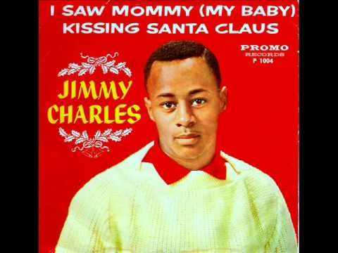 Jimmy charles i saw my baby kissing santa claus christmas 1960