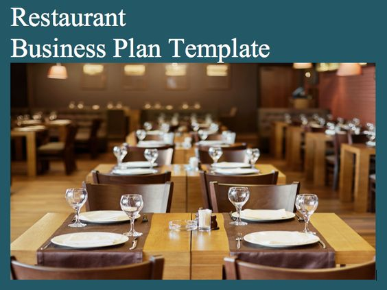 Fashion online store business plan template Business Plan - restaurant business plan template