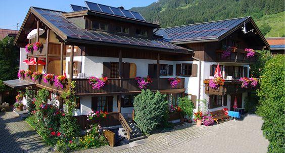 Home: Ferienwohnung Reichenbach Oberstdorf Skigebiete Urlaub Ferien Wandern