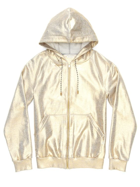 Not sure where I would wear this, but I want it!  More gold by Marc Jacobs