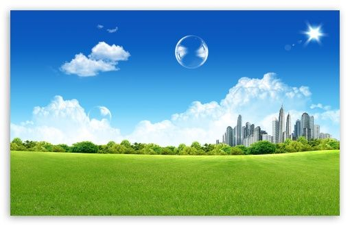 Download Dreamscape Spring 7 Hd Wallpaper Spring Desktop Wallpaper City Wallpaper Wallpaper