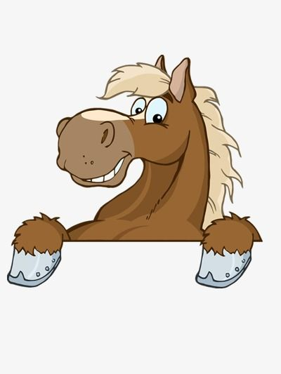 Horse Horse Clipart Brown Cartoon Png Transparent Clipart Image And Psd File For Free Download Horse Cartoon Horse Cartoon Drawing Cartoon Head