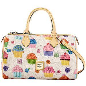 Dooney and Bourke cupcake bag