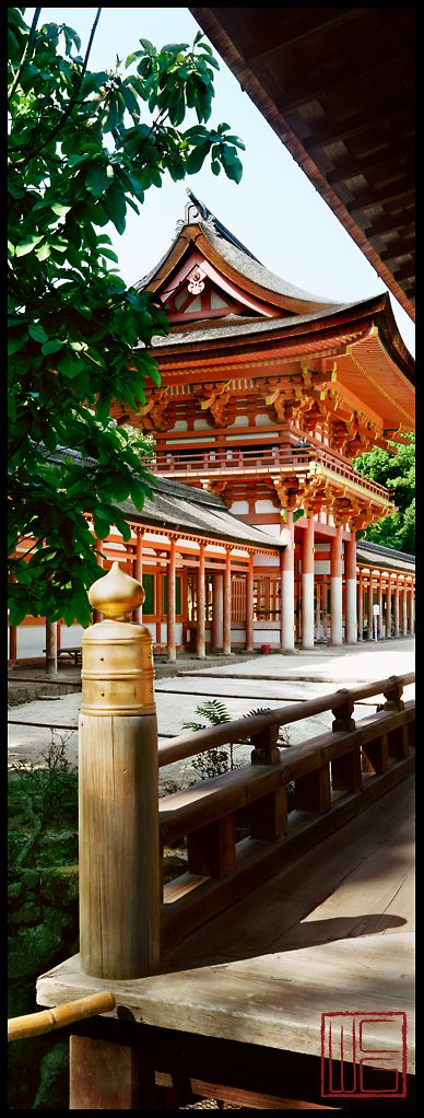 Shimagamo Shrine Japan
