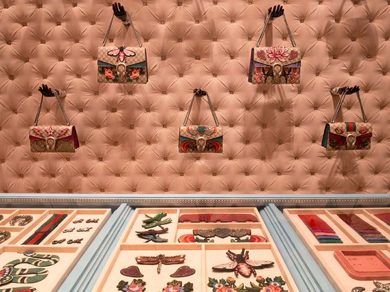 Gucci launches a personalisation service  - HarpersBAZAAR.co.uk: