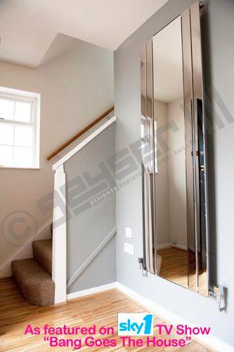 Mirror radiator