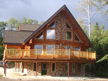 Handcrafted Log Home Kits And Log Cabin Packages What Is