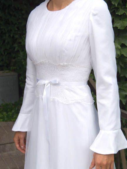 Lds Wedding Gowns For Rent : Dress gratitude faith wedding dressses love dresses baptism lds