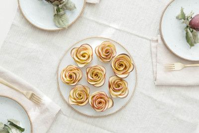 Apple Rose Tart Recipe