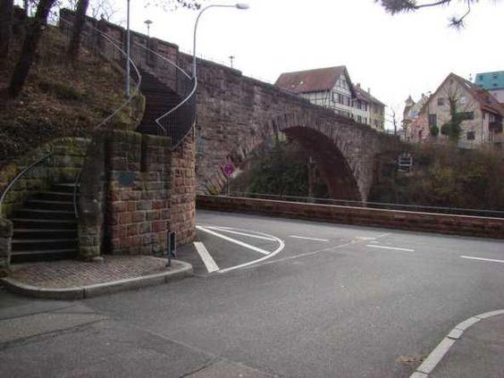 Bogenbrücke Weissenstein  Bogenbrücke, Stein