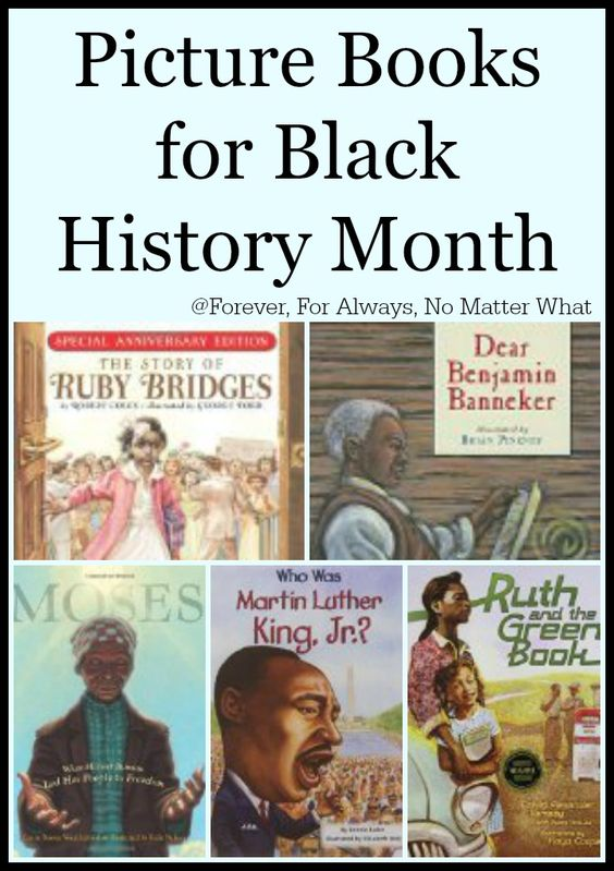 Picture Books for Black History Month | Black history month, Great books and Pictures