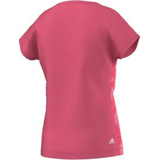 YG W FUN TEE Mädchen T-Shirt - ADIDAS - 170 - T-Shirts   Tanks
