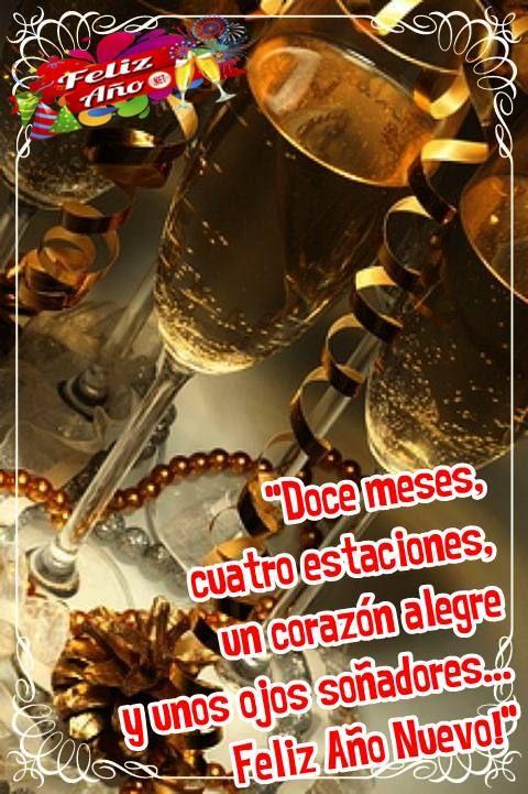 Selección De Imágenes Con Frases Para Desear Feliz Año Nuevo
