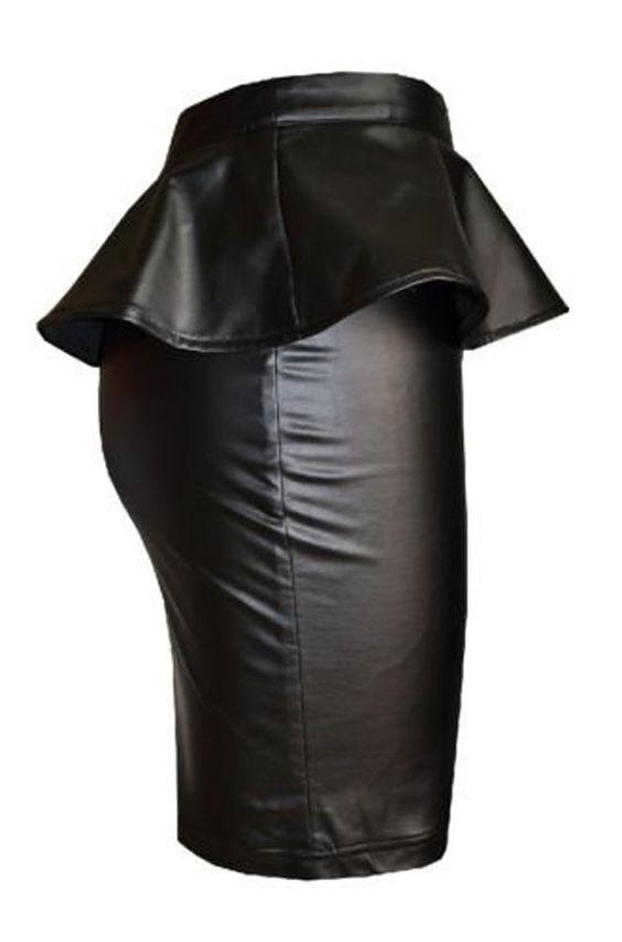 Ladies leather skirt uk – Modern skirts blog for you