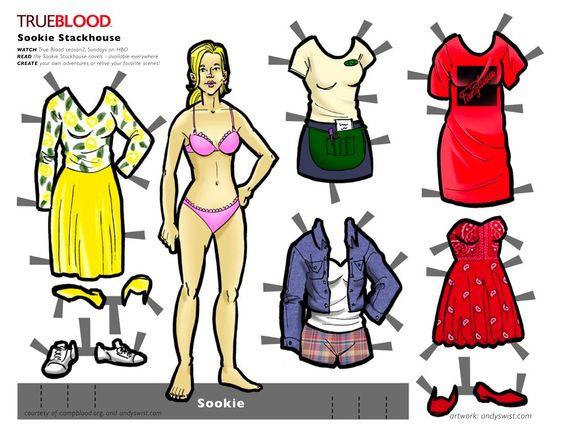 roupas de papel para bonecas - Pesquisa Google