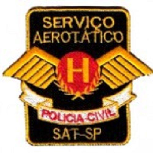 Polícia Civil Estado de São Paulo - SAT – Serviço Aerotático da Polícia Civil do Estado de São Paulo.  http://www.pilotopolicial.com.br/unidades/