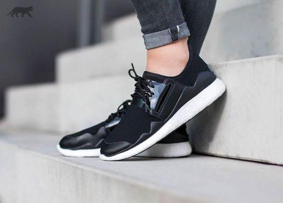 Adidas Y3 Chimu Boost available @asphaltgold   Black > http://bit.ly/1Mk81pj Grey > http://bit.ly/1Mk83O0