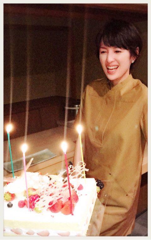 ケーキと吉瀬美智子