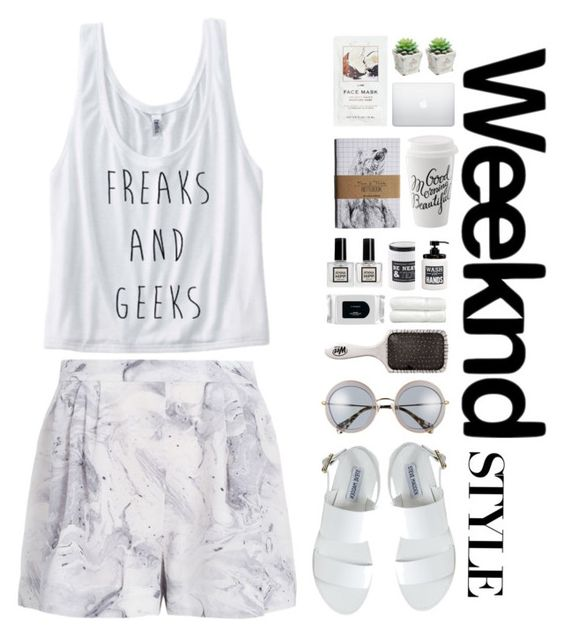 """WEEKNDSTYLE"" by imelda-marcella-chandra ❤ liked on Polyvore"