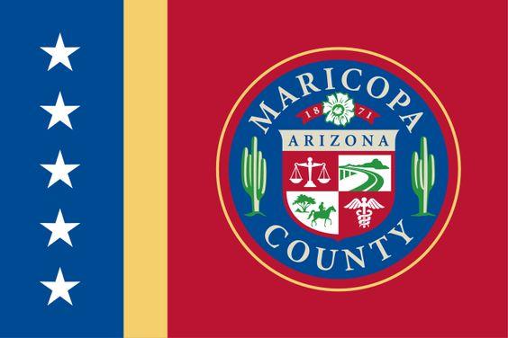 MARICOPA FLAG -