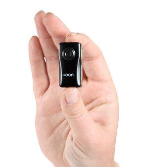 Smallest camera we've seen!
