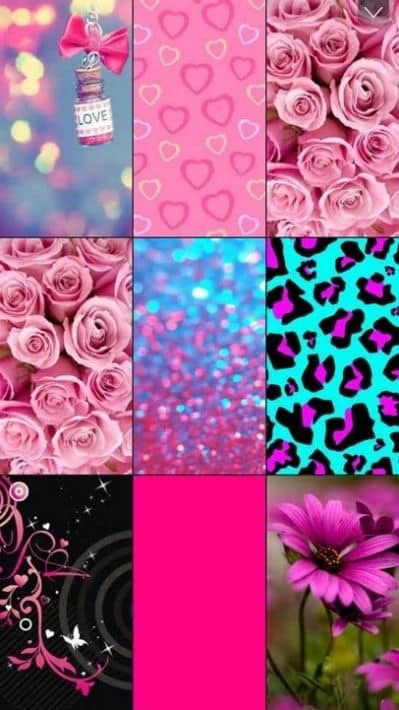 Pin By Noel Alvarez On Screen Savers Cute Home Screens Cute Girl Wallpaper Cute Wallpaper For Phone