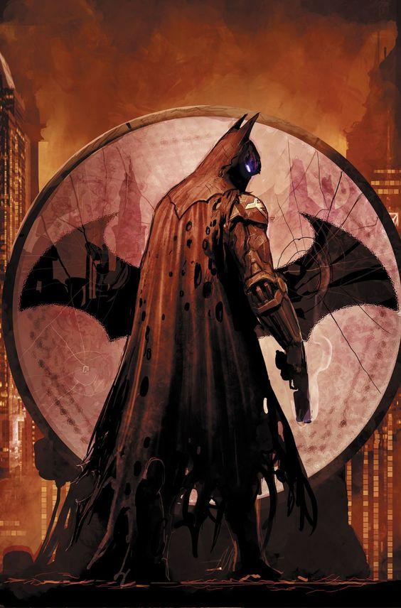Me pone triste que Batman no existe.