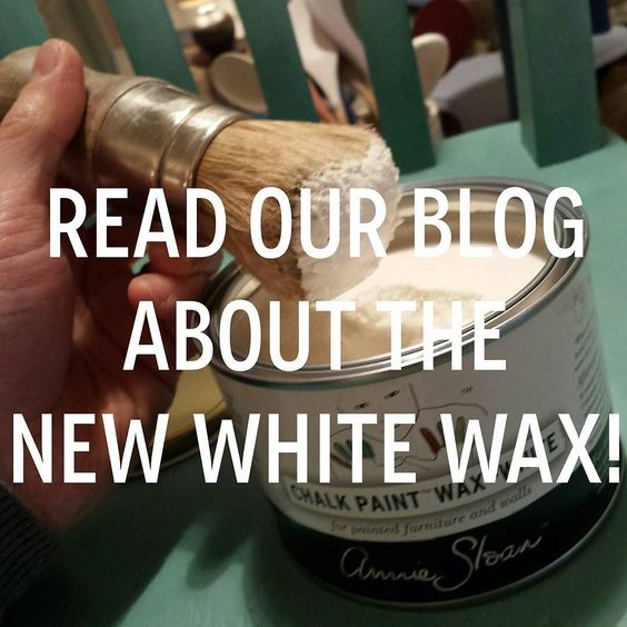 Read our blog about the new White Wax! http://ift.tt/1Xx6lS2