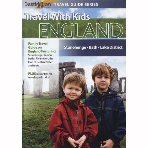 Travel With Kids: England  DVD $14.95