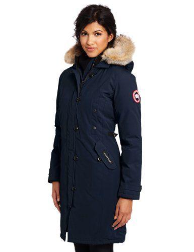 Canada Goose vest sale cheap - Canada Goose Women's Kensington Parka, Navy, XX-Small Canada Goose ...