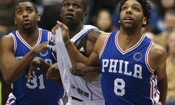 Report: 76ers plan to trade either Nerlens Noel or Jahlil Okafor = The Philadelphia 76ers re-signed 37-year-old forward Elton Brand to a one-year deal on Wednesday. The franchise already had a logjam in the frontcourt, though Brand is more likely to serve as a mentor than a.....