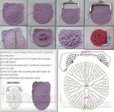 Resultado de imagem para como fazer fecho de croche