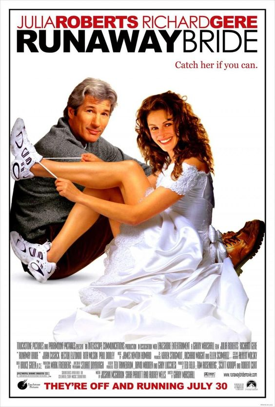 RUNAWAY BRIDE // usa // Garry Marshall 1999