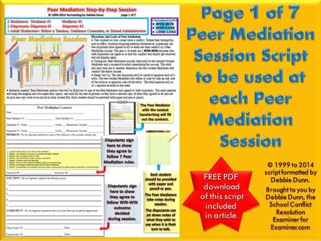 article for expert mediation