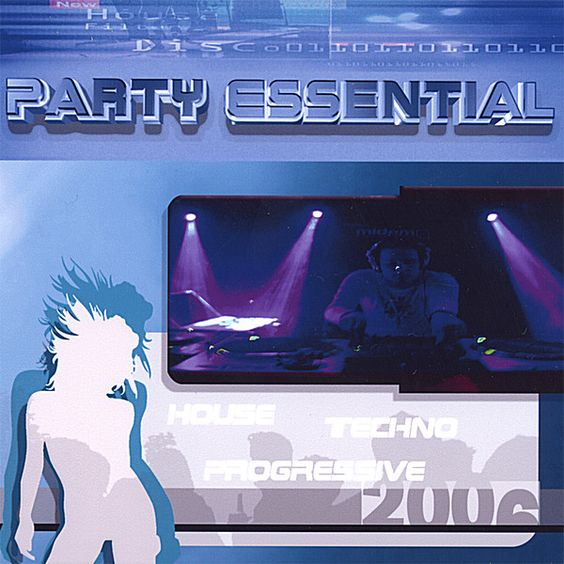 Capp Records - Party Essential 2006