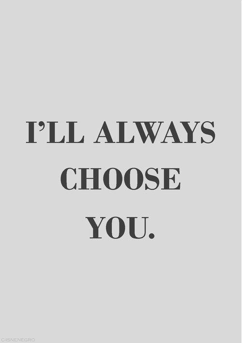 I Know I Love You I Always Will