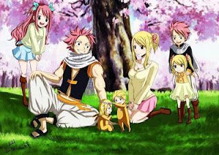 Fairy Tail ❤️NaLu and family❤️