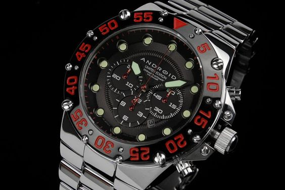 Android Enforcer Automatic Chrono LE AD797AK