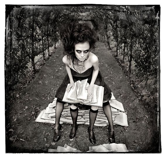 "Wonderland ""A Twist In The Tale"" by Kirsty Mitchell, via Flickr"