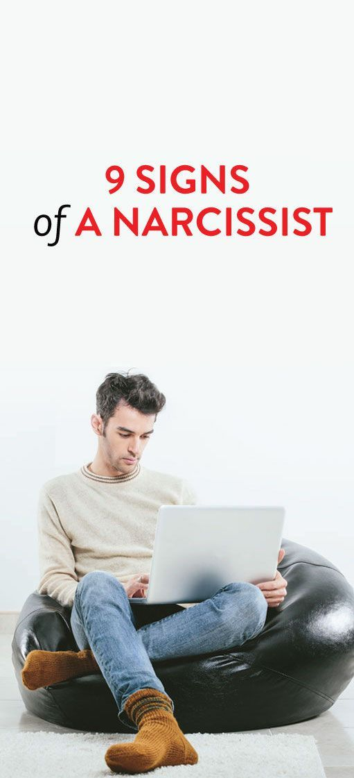 6 signs you're dating a narcissist