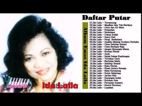 Ida Laila Full Album Lagu Dangdut Lawas 80an 90an Terbaik