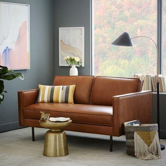 Tại sao nên chọn ghế sofa da thật tphcm cho phòng khách gia đình