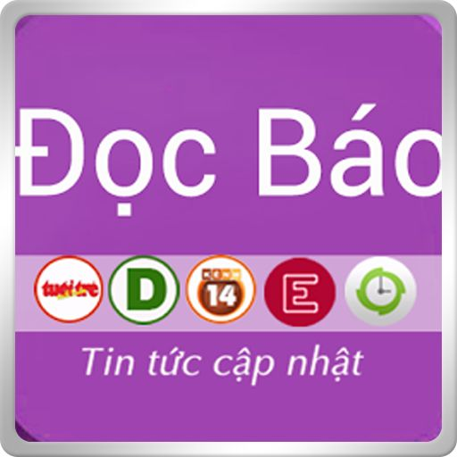 DOC BAO HD – CẬP NHẬT THÔNG TIN TỪNG GIÂY >>> http://cleverstore.vn/ung-dung/doc-bao-hd-102436.html + Ứng dụng Đọc báo online giúp bạn đọc tin tức tổng hợp dễ dàng nhất từ các trang báo vnexpress.net, vietnamnet, dantri, ngoisao, bongda24h...... + Bạn có thể đọc theo từng loại báo hoặc đọc theo chuyên mục tin tức (tin bóng đá, tin công nghệ, tin giáo dục, tin chính trị xã hôi, tin kinh tế, tin khoa học,tin sức khỏe, tin quốc tế, tin cười....) hoặc có thể đọc theo trang báo nguồn tin được cập…