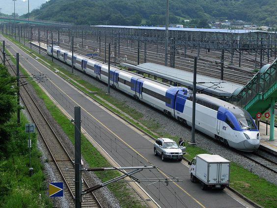 Korail KTX-2 - Próxima generación del modelo de Corea del Sur KTX-II operado por Korail