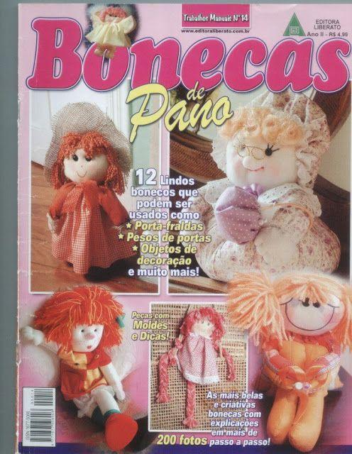 Trabalhos Manuais v2 n14 - Bonecas de pano - dong3 - Веб-альбомы Picasa