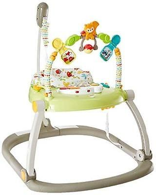 Fisher-Price Woodland Friends Space Saver Jumperoo - http://baby.goshoppins.com/baby-gear/fisher-price-woodland-friends-space-saver-jumperoo/